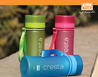 ALl Time Plastics - Cresta Bottles