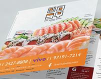 Cardápio Easy Sushi e Bentô Delivery
