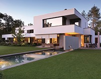 House I by Stephan Maria Lang Architects