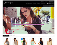 Gala DorBoutique, Fashion Responsive Magento Theme