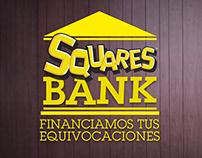 Kellogg's // Squares Bank