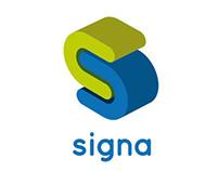 Proyecto Signa, soluciones de diseño industrial