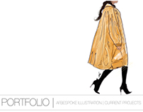 PORTFOLIO | SS14 & FW13 DESIGN & ILLUSTRATION