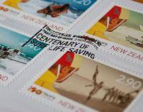 Life Saving stamps