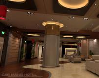 DAR SALAH HOTEL INTERIOR DESIGN - MAKKAH - SAUDI ARABIA