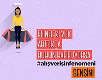 TTNET- ALIŞVERİŞİN FENOMENİ