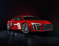 2016 Audi R8 - Photography & Retouching