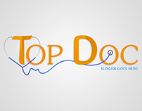 Top Doc Logo Design