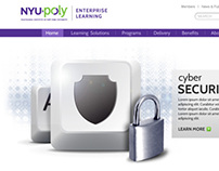 NYU-Poly Enterprise Learning Website