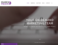 Murex Media Website Design & Development
