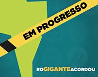 Infográfico/ O Gigante Acordou