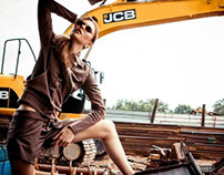 """INDUSTRIAL REVOLUTION"" S/S 13 CAMPAIGN FOR HUEMAN"