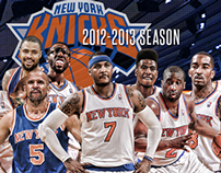 NBA Knicks Player Capsules