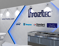 Stand froztec - Panamá 2015