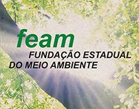 Folder FEAM (Fundação Estadual do Meio Ambiente)