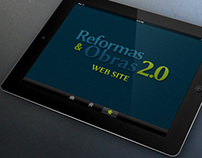 Reformas & Obras 2.0 Pagina Web Corporativa