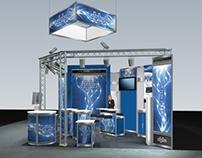 ANGACOM Trade Show Booth Graphics