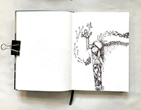 Sketchbooks 01