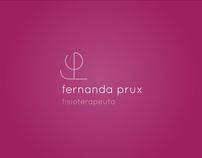 Fernanda Prux - Fisioterapeuta
