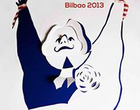 Cartel Aste Nagusia Bilbao