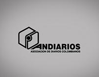 Typewriter Banner • Andiarios
