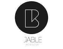 Logotipo beda Jable architecture