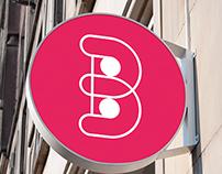 Button Art Museum Branding Design