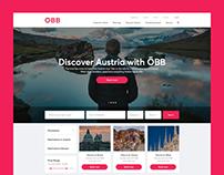 Rethinking ÖBB - Concept Project