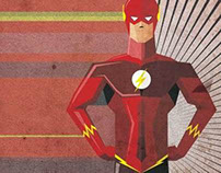 THE FLASH - ART