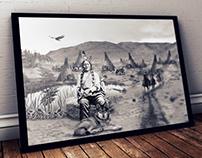 Oturan Boğa / Sitting Bull