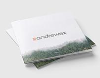 andrewex catalogue 2020