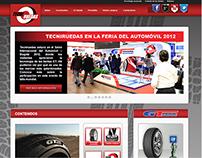GT Radial Colombia - Tecniruedas