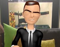 Showreel 3D Animação