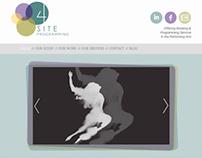 4Site Programming: Web design, Identity design