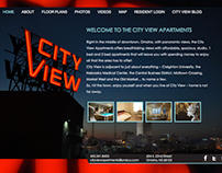 City View Apartments: Website