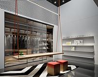 Alu-style stand_Milánó iSaloni_Koncepció_
