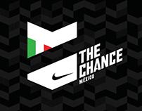 NIKE: THE CHANCE MÉXICO