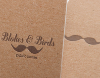 Blokes & Birds Branding & Website