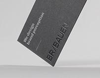 BR/BAUEN - Brand Design