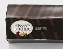 Ferrero Rocher Package Design