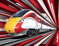 LNER 'AZUMA' Service Introduction, May 2019