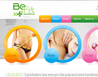 BeFit - Fitness & Wellness