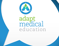 Adapt Medical Education: Branding