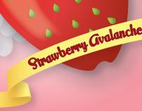 Strawberry Avalanche