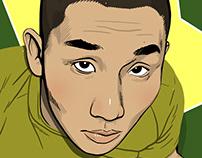 Franky Kim Portrait