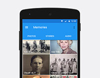 FamilySearch Memories App