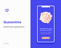 Quarantime - Find What You Need to Survive COVID-19