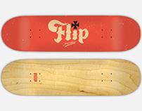 Contino x Flip Skateboards