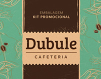 Embalagem - Dubule Cafeteria