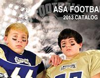 2013 ASA Football Catalog